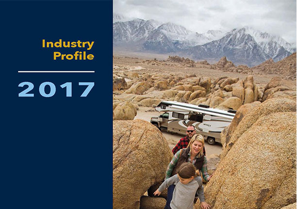 RV Industry Association's 2017 Profile Now Available | RVIA