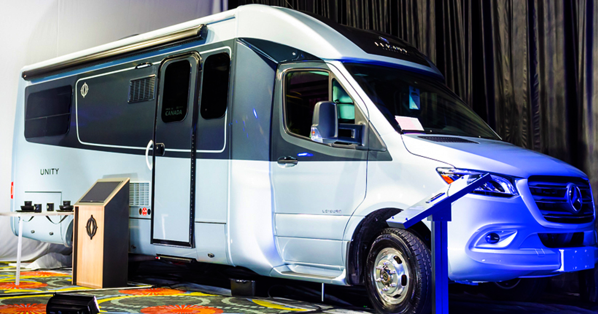 RV Industry Association President Optimistic About Future Of