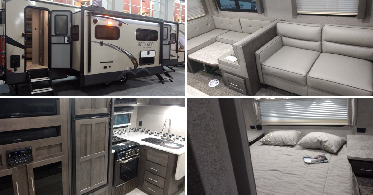 RVing Is For Families: 11 Units From RVX To Look Out For | RVIA